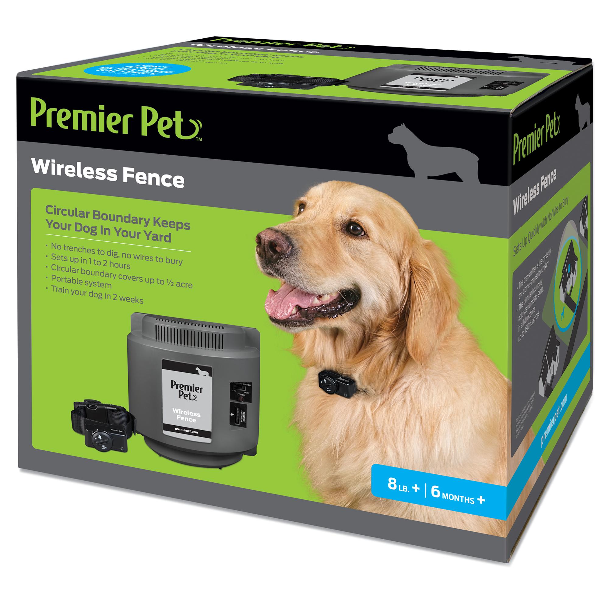 Premier Pet Wireless Fence